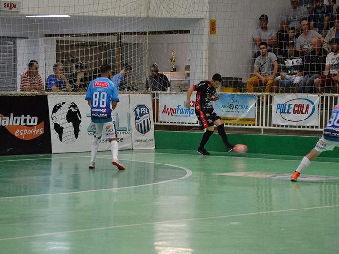 92568b9da5 Empate em casa garante final da Copa Santa Catarina aos lourencianos