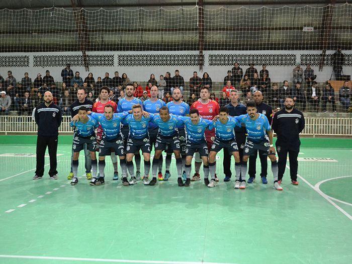 de18444d32 Futsal São Lourenço cancela confronto contra Blumenau devido a greve dos  caminhoneiros