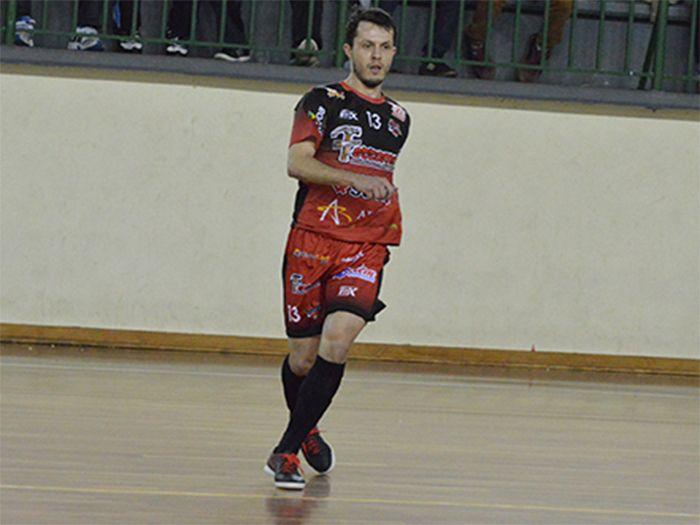 1f348e9697 Lourenciano disputará a Liga Nacional de Futsal